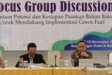 PTPN V perkuat petani sawit akselerasi program Bahan Bakar Nabati