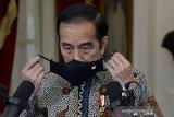 Jokowi menyatakan siap jadi penerima pertama vaksin COVID-19