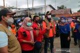 Pemerintah berupaya menjamin keselamatan rakyat dari bencana erupsi Merapi