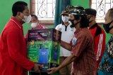 Pemkot Magelang salurkan 182 paket sembako untuk penguatan Satgas Jogo Tonggo