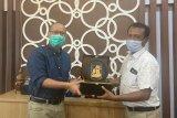 LKBN Antara dan BRI perkuat sinergi antar-BUMN di Sumatera Selatan