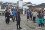 Polres Tolikara amankan dua warga serang polisi dengan senjata parang