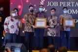 JOB Tomori Raih Penghargaan 'Padmamitra Awards 2020' dari Kemensos