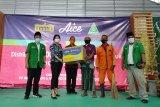 Paku Alam X apresiasi donasi masker medis GP Ansor dan Aice Group