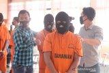 Polisi ringkus komplotan pencuri kain senilai Rp1,4 miliar di Sumedang