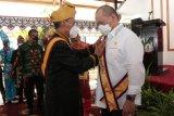 Dapat Gelar Kerajaan Kabaena, LaNyalla minta daerah jadi kekuatan ekonomi