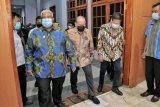 Gubernur Sultra berharap Ketua DPD percepat RUU Daerah Kepulauan diundangkan
