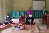 Perselisihan warga Kandris dan CV MJM diselesaikan secara ritual adat