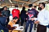 Gubernur Sulsel kirim alat tulis untuk siswa di Pulau Lanjukang Makassar