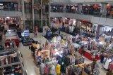 Pusat Perbelanjaan di Bandarlampung ramai, pengunjung taati protokol kesehatan