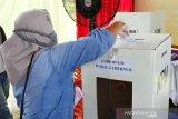 KPU Kotim gelar simulasi langsung di TPS libatkan pemilih