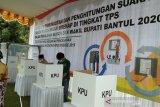 KPU menyiapkan bilik khusus pemilih bersuhu tubuh di atas normal di TPS