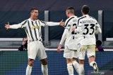 Dua gol Ronaldo bawa Juve menang 2-0 atas tamunya Cagliari