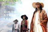 Sejumlah desainer nasional meriahkan Dhoho Street Fashion  2020