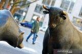 Saham-saham  Jerman berakhir di zona hijau