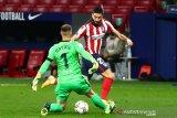 Gol pembeda Yannick Carrasco bawa Atletico tundukan Barcelona