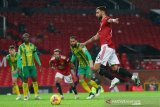 MU amankan kemenangan kandang dengan gol dari Bruno Fernandes