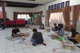 KPU Barito Selatan lakukan penyortiran surat suara pilkada Kalteng