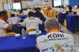 KONI Sultra rekomendasikan Buton- Baubau tuan rumah Porprov 2022