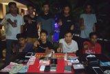 Produksi sabu di Lombok Timur, 12 pelaku digelandang polisi