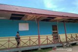 Gedung SD di kampung wilayah pesisir Mimika rusak berat