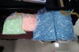 Penyelundupan 6.594 butir ekstasi melalui jasa pengiriman digagalkan di Bandara Pekanbaru