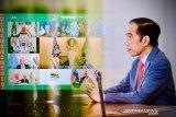 Presiden Jokowi: APBN 2021 fokus pada empat hal