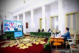 Dunia menanti kepemimpinan G20 untuk keluar dari krisis, kata Presiden