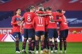 Hasil enam laga Liga Prancis, pemain Yazici membuat Lille dekati PSG