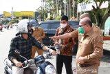 Pemkot Solok sosialisasikan protokol kesehatan ke masyarakat