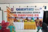BKKBN gelar orientasi kader BKR di Kampung KB Buton Utara