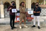 BPJAMSOSTEK Cilacap bantu korban bencana banjir Sidareja