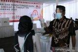 KPU Karawang siapkan bilik khusus untuk pemilih bersuhu tubuh tinggi