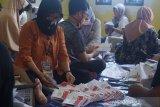 KPU Lombok Utara sortir 178.961 lembar surat suara Pilkada