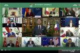 KTT G20 rampung, Arab Saudi serahkan kepemimpinan ke Italia