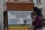 Update COVID-19 di Indonesia:  433.649 sembuh, dan  516.753 kasus positif