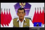 Ketua Satgas Doni : Keterisian ICU di Banten, Jabar, Jateng sudah lebihi 70 persen