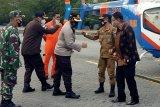 Kajati Sulut pantau surat suara Pilkada di Pelabuhan Bitung