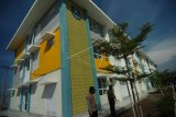 Peresmian tempat isolasi mandiri di Rusunawa Tegal