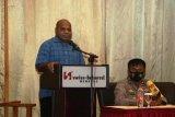 Wakapolda Papua tatap muka dengan personel Polres Merauke
