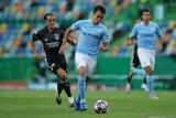 Gerard Pique cedera, Barca prioritas transfer Eric Garcia dibandingkan Depay