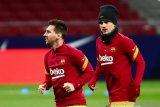 Griezmann buka suara soal hubungannya dengan Lionel Messi
