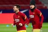 Griezmann akhirnya ungkap soal hubungannya dengan Messi