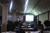 KPU Pariaman latih jajarannya untuk pelaksanaan pemungutan suara di masa pandemi covid-19