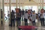 KPU Gunung Kidul mendistribusikan logistik APD ke TPS