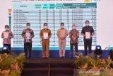 Pemkot Padang Panjang terima 16 sertifikat dari ATR/BPN