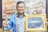 Rektor sebut keberhasilan ULM tak lepas dari peran ANTARA