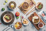 Startup kuliner Gibran & Kaesang Mangkokku dapat suntikan dana Rp29 miliar