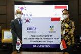 Korea Selatan membantu kelompok muda Indonesia rentan terdampak pandemi
