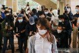 AS, Kanada, Inggris,  dan Australia kecam penangkapan aktivis di Hong Kong